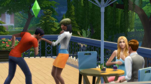 EA resmi menunda rilis The Sims 4 dari awal tahun 2014 menjadi musim gugur 2014.