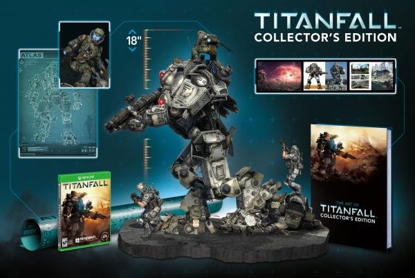 Titanfall sendiri akan diluncurkan pada 11 Maret 2014 mendatang. Respawn juga mengumumkan sebuah Collector Edition berharga USD 250 yang akan memuat sebuah diorama yang juga dihiasi  lampu LED. Tertarik?