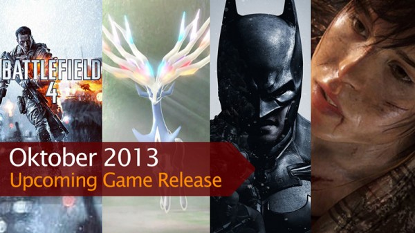 upcoming release game-okt2013