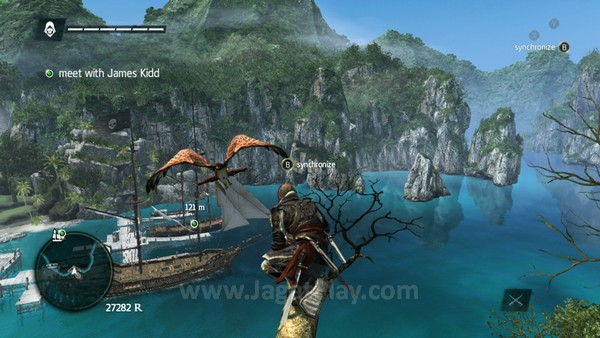 Beberapa mekanik dasar khas Assassin's Creed, khususnya dari seri ketiga tetap dipertahankan di sini.