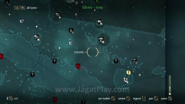Dengan 80% daerah yang dikuasai lautan, kapal menjadi satu-satunya cara Anda untuk bergerak dari satu misi ke misi lainnya.