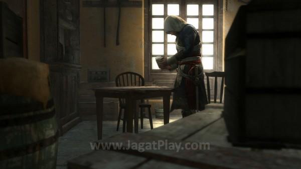 Dengan peningkatan visual yang tidak terlalu signifikan di versi next-gen, Ubisoft menjanjikan sensasi next-gen yang akan lebih kentara di Assassin's Creed V.