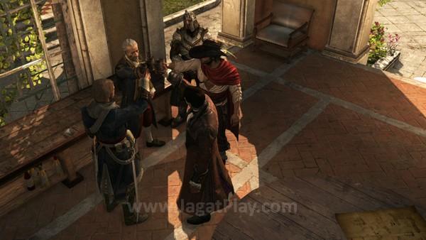 Informasi dari para Templar membuka tabir misteri tentang sosok yang disebut Sage dan sebuah teknologi bernama Observatory. Diyakini akan mampu membuatnya berkuasa dan menjadi kaya raya, Edward terobsesi mendapatkan benda ini.