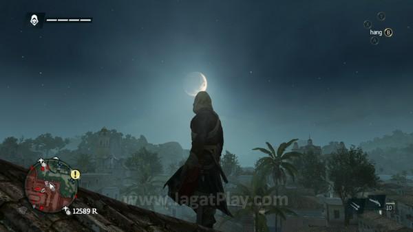 Salah satu kekuatan terbaru AC IV: Black Flag adalah dunia yang dinamis, membuat atmosfer terkadang terlihat begitu dramatis.