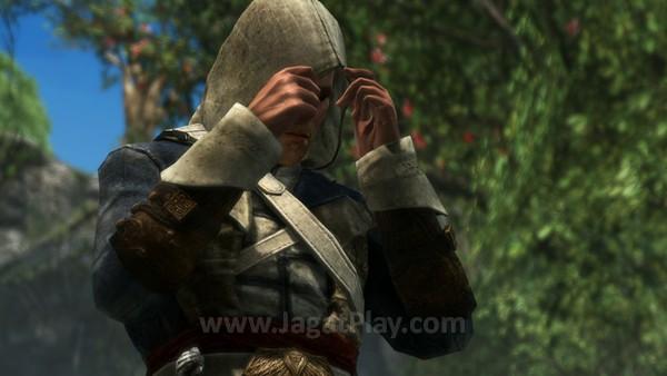 Berbeda dengan Altair, Ezio, atau Connor yang menjalani hidup sebagai seorang Assassin karena ideologi, Edward memulainya dari emas dan keserakahan.
