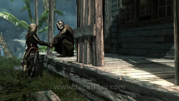 Walaupun tidak berhubungan dengan ideologi para Assassin, namun para Assassin sendiri tertarik dengan sosok bajak laut yang berani mengenakan pakaian besar mereka ini.