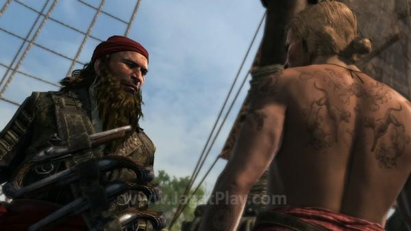 Konflik dengan para Templar, Assassin, Pemerintah kolonial, dan rekan sesama bajak laut menemani perjalanan Kenway ini.