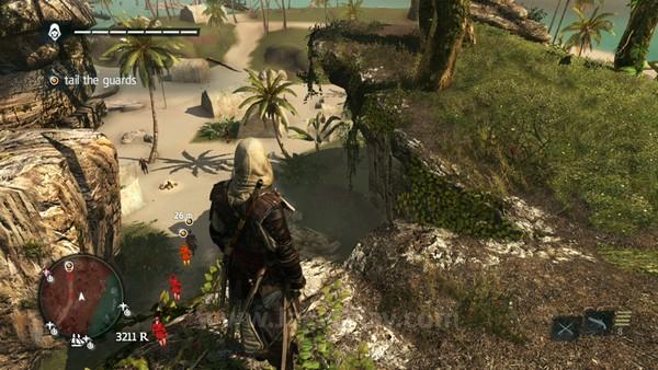 Minim variasi misi utama, Anda akan sering menemukan misi stalking yang harus diakui, akan mudah terasa repetitif.