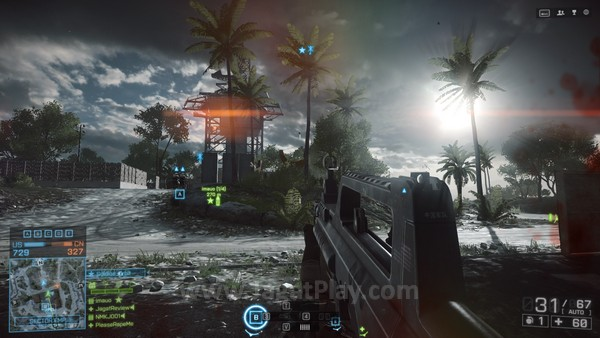 Masalah multiplayer Battlefield 4 ternyata justru semakin kentara setelah rilis DLC Naval Strike ke pasaran. Masalah rubber-banding  dan lag menjadi prioritas penyelesaian masalah saat ini.