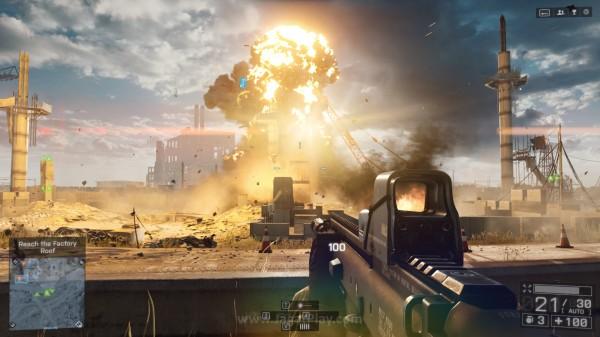 Gamer kini berkesempatan untuk memainkan Battlefield 4 dengan akses penuh secara cuma-cuma selama 168 jam. Waktu hitung mundur EA Game Time ini akan dimulai dari sejak Anda memulai game ini, bukan dari pertama Anda mengunduh.