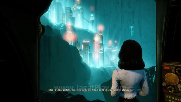 Menuju ke gudang Fountaine, Dewitt bertemu dengan rahasia yang mengejutkan.