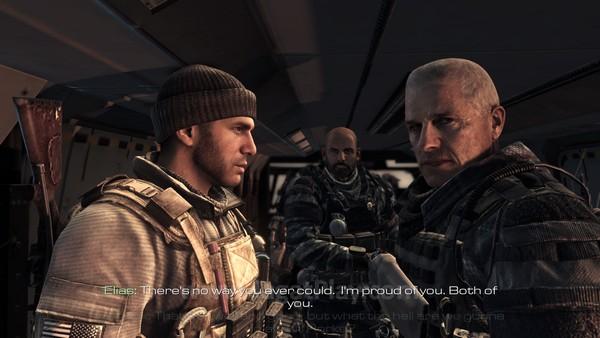 Dengan sepak terjang yang sudah terbukti, Hesh dan Logan akhirnya bergabung dengan pasukan khusus nan misterius - Ghosts di bawah bimbingan sang ayah - Elias.