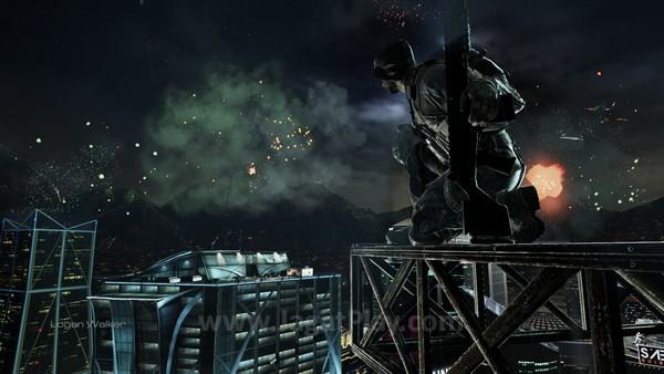 Pertempuran besar pun dimulai, apalagi dengan keterlibatan Rorke - sang pembelot Ghosts di sisi The Federation.