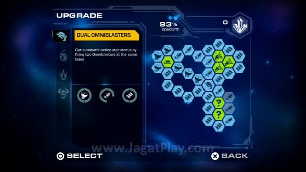 Tidak hanya membeli, Anda juga bisa menggunakan elemen bernama Raritanium yang bisa didapatkan di sepanjang permainan untuk memperkuat setiap senjata dan mengeluarkan potensi serangan khusus darinya.