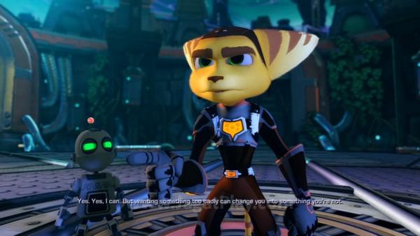 Anda tentu akan berperan sebagai dua serangkai - Ratchet and Clank di petualangan yang baru ini.