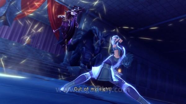 Persis seperti animenya, Brave Soldiers menawarkan skenario pertarungan yang tetap sama, terutama menyangkuat siapa berhadapan dengan siapa.