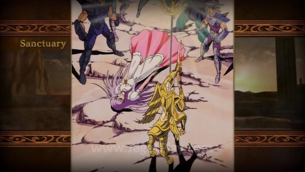 Semuanya tetap berfokus untuk menyelamatkan putri Saori ini.