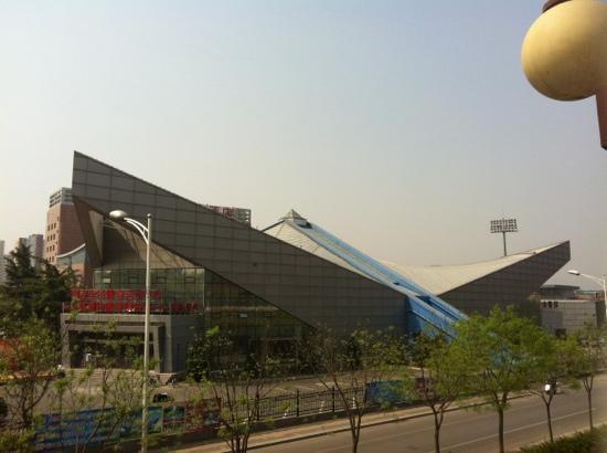 Venue turnamen: Shijingshan Stadium