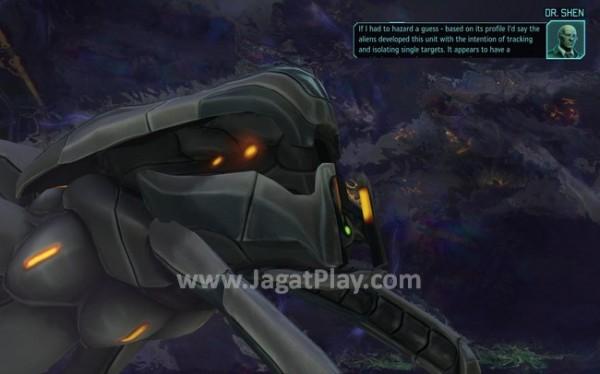 Seeker, salah satu unit alien baru yang ada dalam XCOM: Enemy Within.