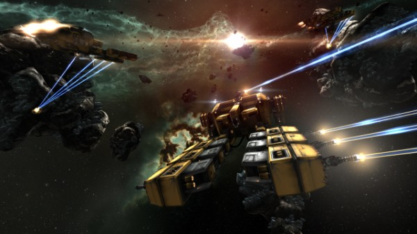 Gamer ternama Eve Online ingin mengabadikan kisahnya via sebuah novel yang menawarkan genre yang belum pernah ada sebelumnya - Sci-fi non fiksi.