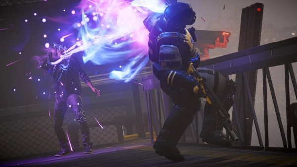 infamous second son new7