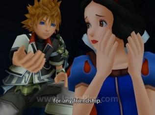 Kingdom Hearts 25 HD Remix 9