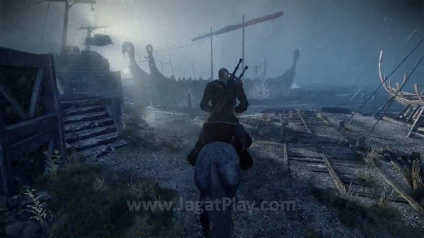 The Witcher 3 first gameplay trailer  (11)