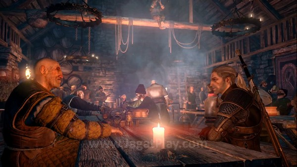 The Witcher 3 first gameplay trailer  (13)