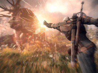The Witcher 3 first gameplay trailer 18