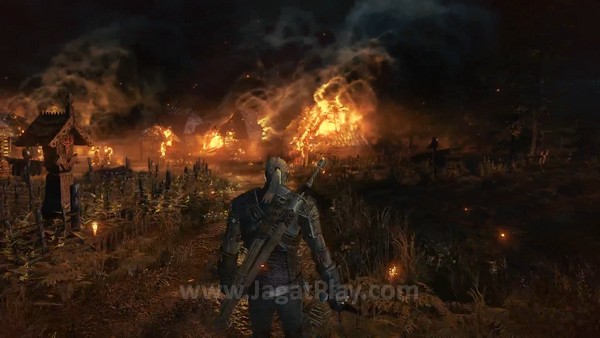 The Witcher 3 first gameplay trailer  (8)