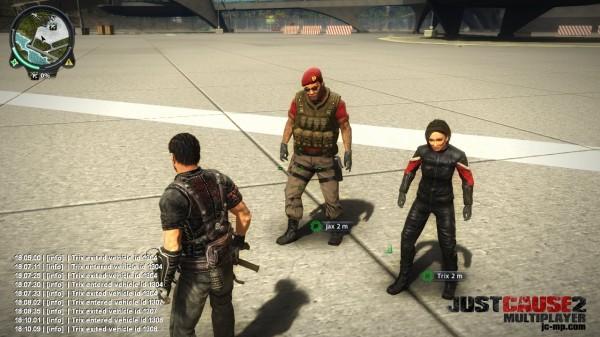 Setelah menjalani proses beta selama beberapa tahun terakhir, mod multiplayer Just Cause 2 siap menuju masa beta akhir. Kali ini didukung oleh Steam sendiri.
