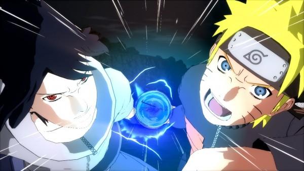 Namco Bandai akhirnya merilis screenshot perdana untuk Naruto Shippuden: Ultimate Ninja Storm Revolution