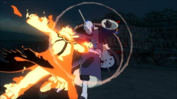 naruto shippuden ultimate ninja storm revolution4