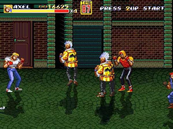 Enam buah game klasik Sega: Altered Beast, Ecco the Dolphin, Galaxy Force II, Shinobi III, Sonic the Hedgehog, dan Streets of Rage siap menuju Nintendo 3DS.