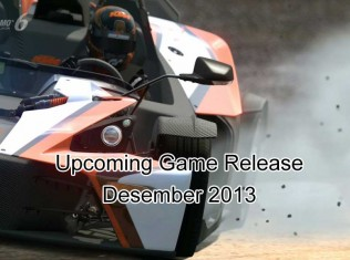 upcoming desember 2013