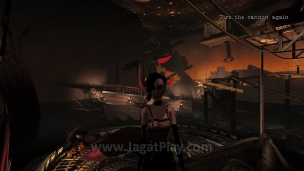 Dari kacamata orang ketiga, Contrast mungkin terlihat seperti game action. Namun sesungguhnya, ia adalah sebuah game puzzle murni.