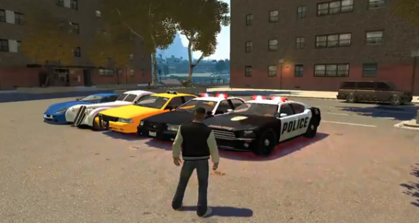 GTA IV Mod