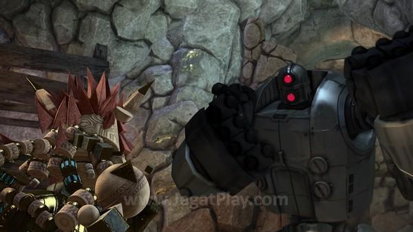 Tidak hanya harus mecegah serangan para Goblin, Knack kini dihadapkan pada misteri yang jauh lebih besar.