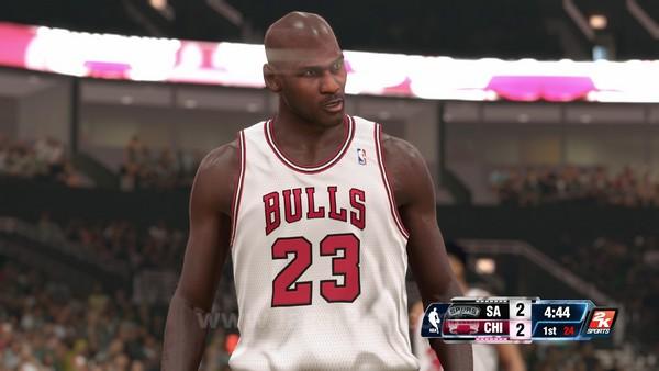 NBA 2K14 Raw
