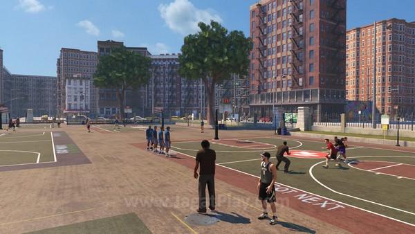 Mengadu karakter Anda dengan karakter yang dibuat gamer lain secara online? Welcome to the park!