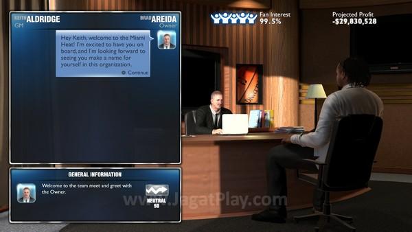 Perombakan juga terjadi di mode MyGM untuk Anda yang lebih senang berperan sebagai aktor di belakang layar.