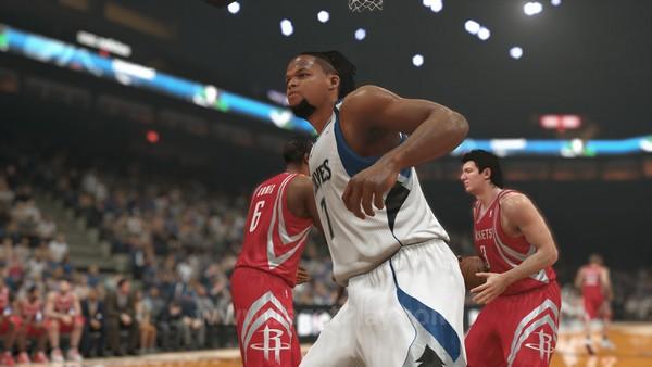 Di MyCareer, Anda akan berperan sebagai seorang Rookie yang tengah berjuang menapaki jalur profesional NBA.