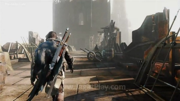 Shadow of Mordor new gameplay (2)