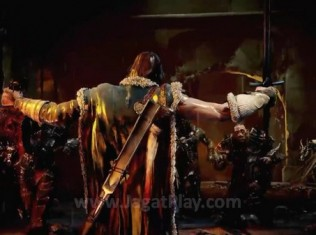 Shadow of Mordor new gameplay 36