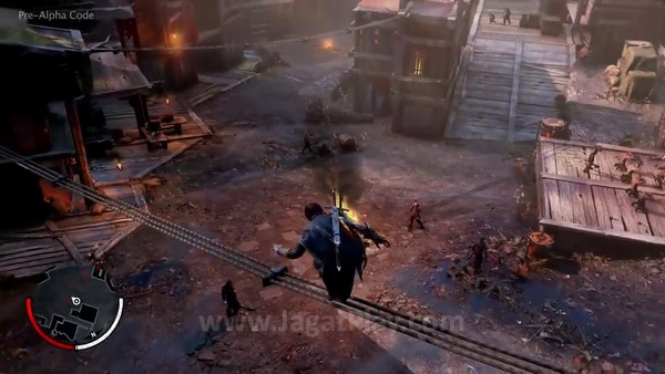 Shadow of Mordor new gameplay (8)
