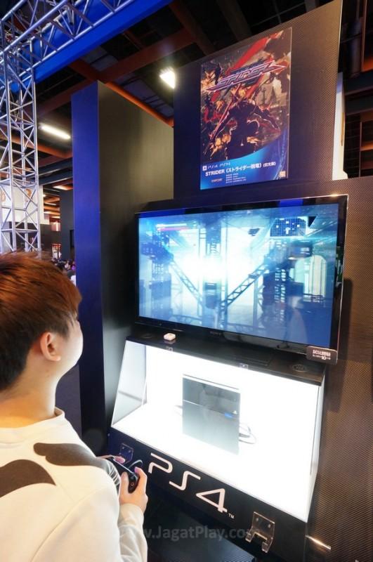 Taipei Game Show 2014 - JagatPlay