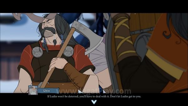 Anda berperan sebagai dua karakter utama yang dirotasi sesuai cerita, seorang manusia bernama Rook, dan Varl bernama Hokan.