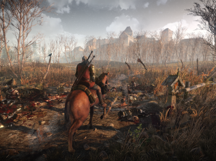 The Witcher 3 new screenshot 2