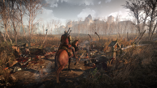 The Witcher 3 new screenshot (2)