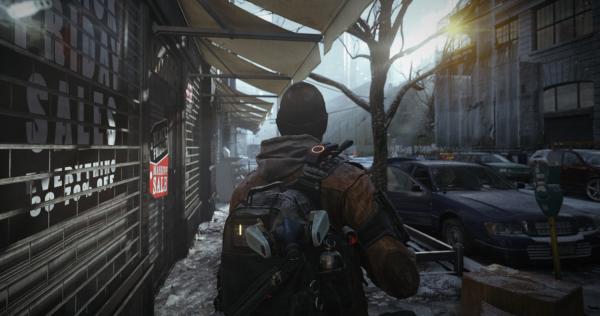 Ubisoft menawarkan cukup banyak variasi opsi grafis untuk The Division versi PC.